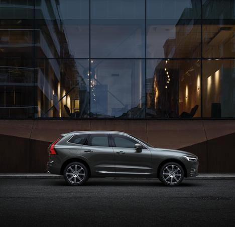 Nueva gama del Volvo XC60