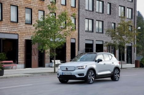 Ecovadis concede a Volvo la máxima calificación de sostenibilidad