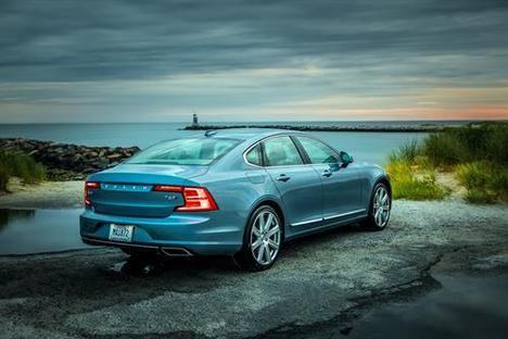 Volvo Cars, récord de ventas