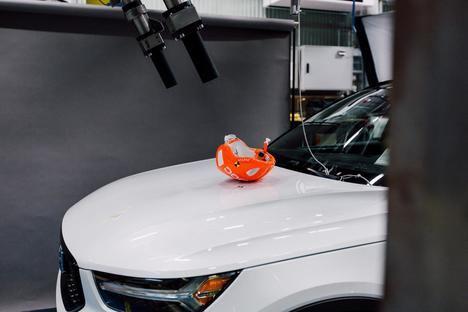 Volvo Cars y POC desarrollan el primer crash test del mundo entre cascos de bicicleta y vehículos