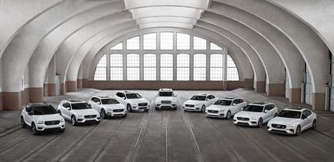 Volvo Car anuncia un crecimiento del 9,4%