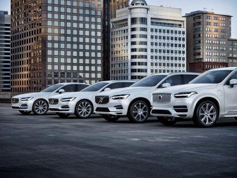 La estrategia de electrificación de Volvo Cars, distinguida por la ONU
