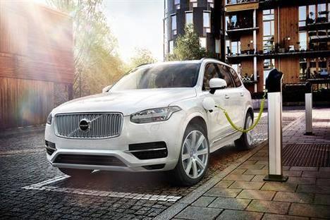 El primer modelo totalmente eléctrico de Volvo se fabricará en China