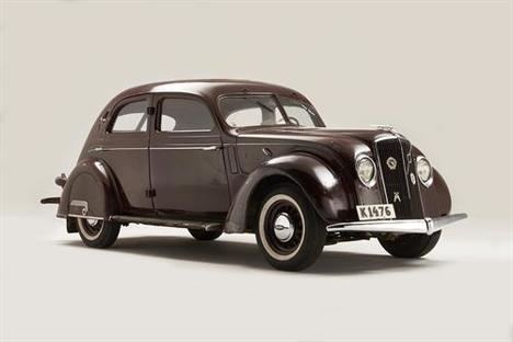 Volvo Cars en la Techno Classica de Essen
