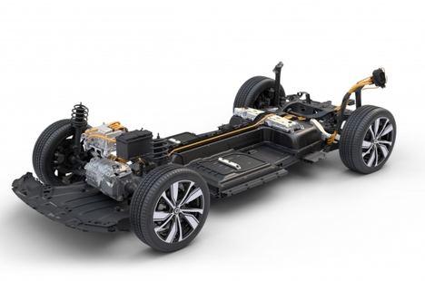 Volvo amplía su gama XC40 Recharge eléctricos puros
