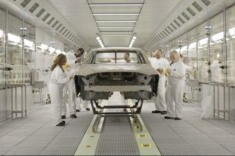 Volvo Cars se asocia con el fabricante de acero sueco SSAB
