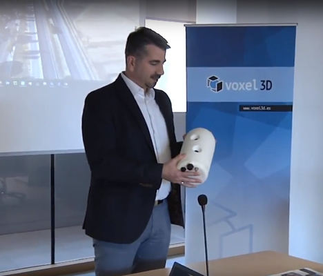 Ciudades inteligentes en 3D con tecnología española
