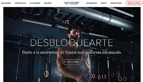 WHOOP, la empresa de rendimiento humano, comercializa sus productos en Europa
