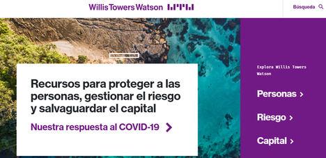 Más de 3.500 profesionales se unen al servicio gratuito de Telewellbeing de Willis Towers Watson durante el confinamiento