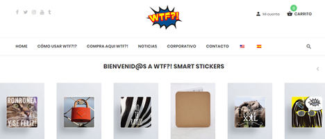 WTF Smart Sticker patrocina, por segundo año consecutivo, la VII edición del Festival Internacional de Cine Cutre de Madrid, CutreCon