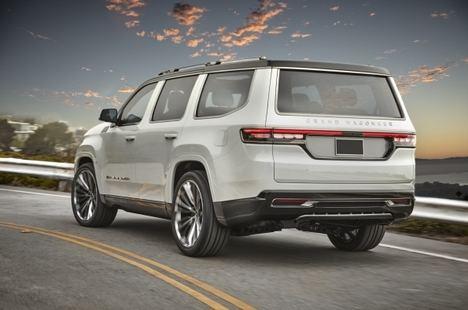 Wagoneer regresa como la extensión premium de la marca Jeep