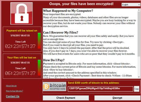 WannaCry: respuestas ante el ataque más mediático de los últimos tiempos