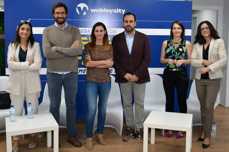Webloyalty reúne a Groupon, Telepizza, Showroomprivee, Tiendanimal y BlaBlaCar para debatir sobre el presente y futuro en el mercado de las apps
