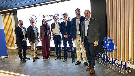 Wenalyze gana la fase española del Zurich Innovation Championship y pasa a la final de EMEA