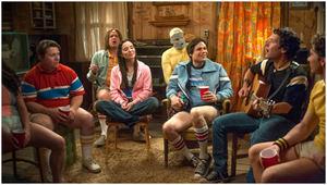 Wet Hot American Summer First Day of Camp Serie Original de Netflix