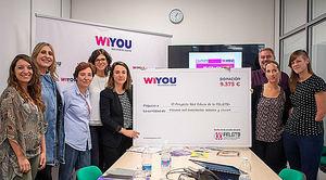 WiYou Seguros dona 9.375 euros a la Federación Estatal de Lesbianas, Gais, Trans y Bisexuales (FELGTB)