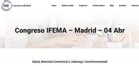 Cuenta atrás para el I Congreso Women Evolution, la nueva apuesta de IFEMA por el liderazgo transformacional