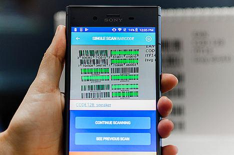 Wooptix lanza al mercado una app que mejora la lectura del código de barras