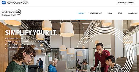 WorkplaceHub de Konica Minolta una pieza clave para la nueva etapa de Juventud y Cultura
