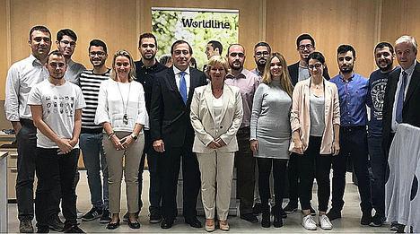 Worldline Iberia inaugura un nuevo centro de trabajo en Cáceres