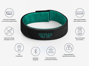 Wuanap, la start up creadora del primer collar inteligente que prevé el ahogamiento, inicia su única ronda externa de financiación
