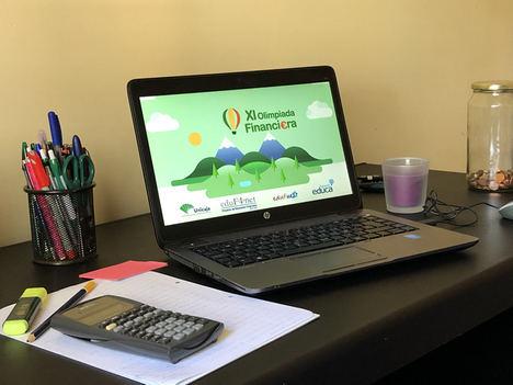 Diez jóvenes disputarán el próximo lunes la final online de la XI Olimpiada Financiera del Proyecto Edufinet