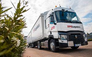 XPO Logistics conecta España y Marruecos con sus Megacamiones