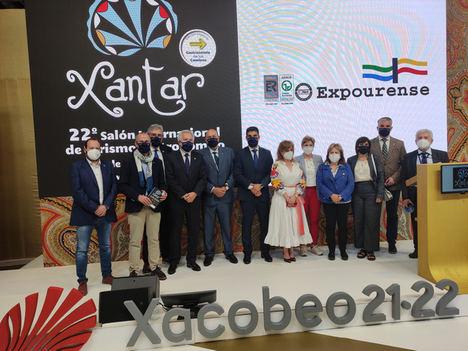Expourense presenta en FITUR sus dos Ferias Internacionales de Turismo que estarán centradas en la promoción del Xacobeo