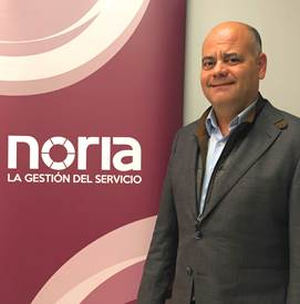Xavier Represa Serra, Consejero Delegado del Grupo Noria.