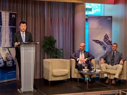 ZTE anuncia la apertura de sus nuevas sedes en Gijón y A Coruña y comparte su visión sobre la tecnología 5G