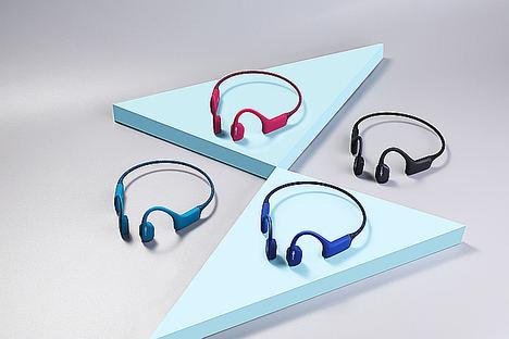 El mejor regalo para estas Fiestas, auriculares de conducción ósea