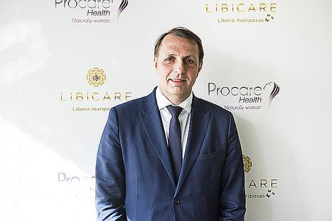 Yan Gaslain, CEO Procare Health.