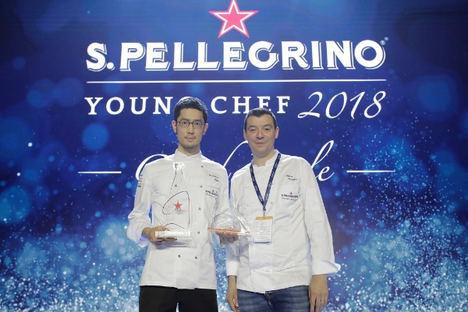 El japonés Yasuhiro Fujio se corona como S.Pellegrino Young Chef