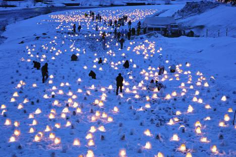 Propuestas para vivir el invierno en Japón