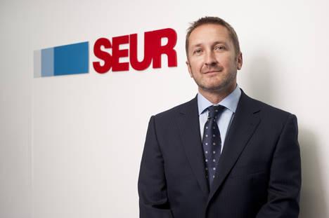 Yves Delmas, Presidente Seur