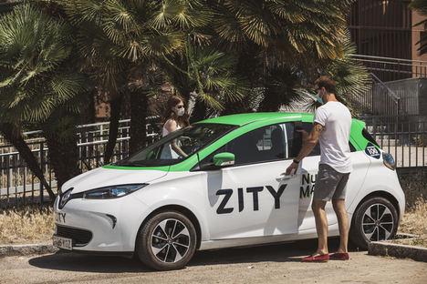 ZITY, primera compañía de Carsharing certificada por AENOR frente al coronavirus