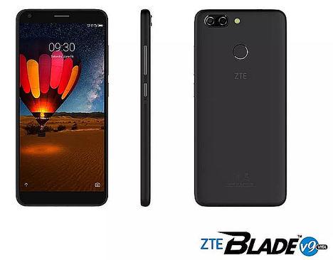 ZTE lanza con Yoigo el Smartphone Blade V9 Vita con una de las mejores relaciones pantalla-cuerpo del mercado