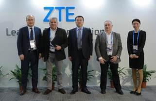 ZTE y Netgem firman un acuerdo estratégico para abordar el mercado europeo de fibra
