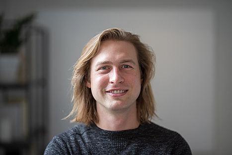Zach Perret, co-fundador y CEO de Plaid.