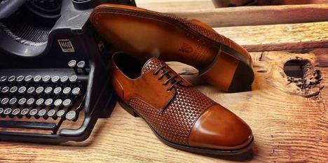 Zapatos Derby.