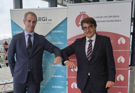 ELKARGI y Cámara de Gipuzkoa unen sus fuerzas para ofrecer soluciones conjuntas y mejoradas a las empresas