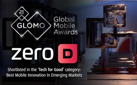 Zero-D de Upstream competirá por un premio Global Mobile Award en MWC Barcelona 2020