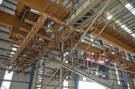 Zeuko finaliza la adaptación a la normativa NUREG en la central nuclear de Almaraz