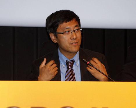 Zhang Zhiyun, director de la oficina de Turismo China en España.