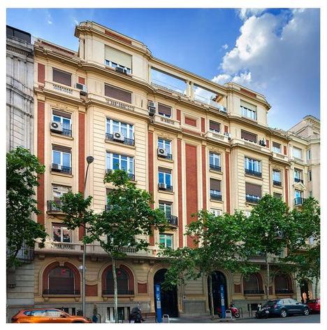 Los centros de negocios en Madrid