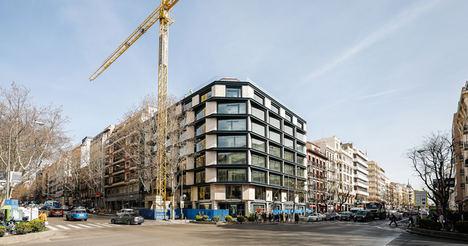 Zurich Seguros adquiere un edificio de oficinas en Madrid