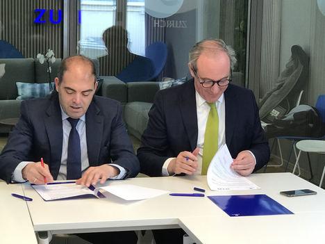 Zurich y ATA firman un acuerdo de colaboración para ofrecer soluciones de protección a los autónomos