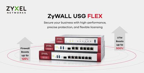 Zyxel lanza su nueva gama de firewalls para aumentar la ciberseguridad de las pymes