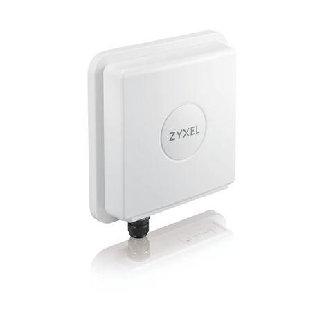 Zyxel lanza un router LTE multibanda para exteriores que elimina los puntos muertos de conexión