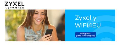 Zyxel anuncia su participación en la iniciativa WiFi4EU para proporcionar cobertura WiFi en los espacios públicos